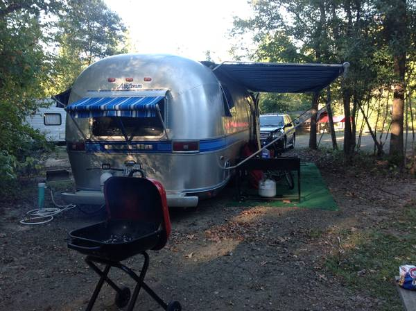 1987 Airstream Excella, 32 - $17000 (Brookeland, TX)