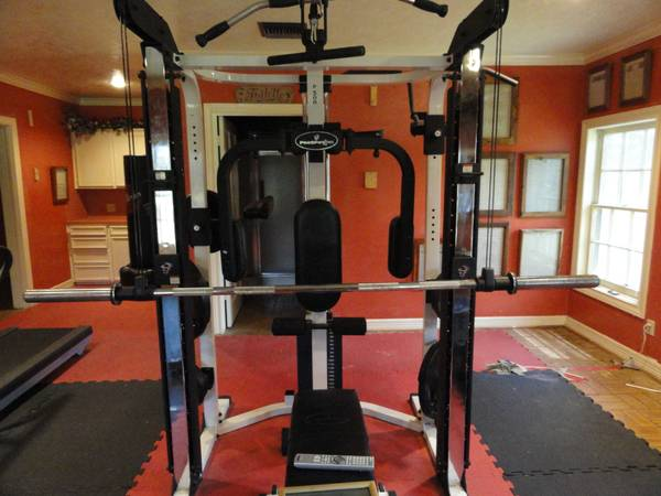 Top of the line Gym Equipment - $1000 (Beaumont,Tx)