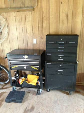 Tool boxes tools for sale - $500 (Lumberton)