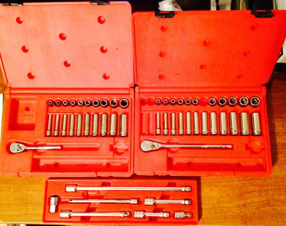 Complete Snap On and MATCO Tool Set - x00242500