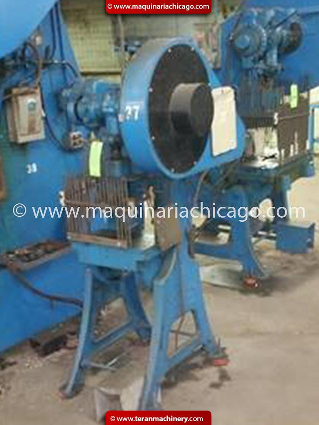 25 Ton Federal Punch Press - U15325