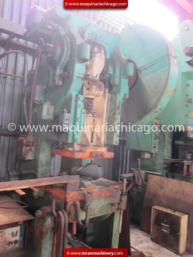 75 Ton  BLISS Punch Press - J152