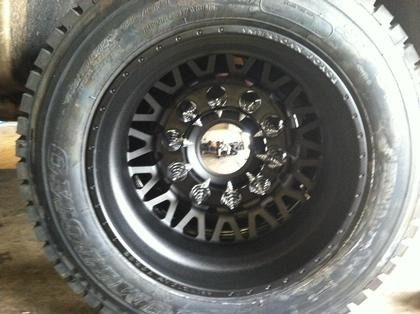 22.5 American Force Evo Rims for 08 Dodge Dually - $5000 (Lumberton, TX)