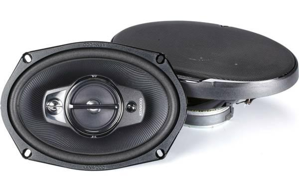 50  ZZKenwood KFC- 6985PS Performance Series 6x9 4-way speakers