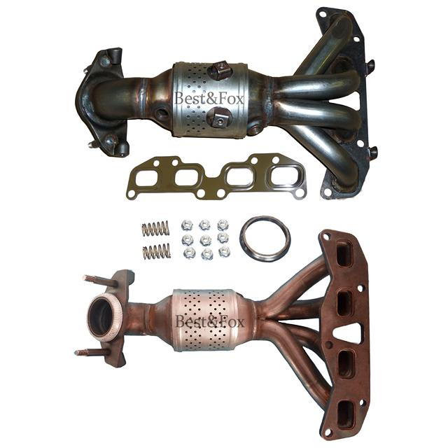 229  Nissan Altima 2 5 Catalytic Converter Manifold Direct Fit with full installation kit
