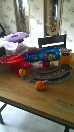 Used Car Lots In Baton Rouge >> Fisher price car bed toddler for sale