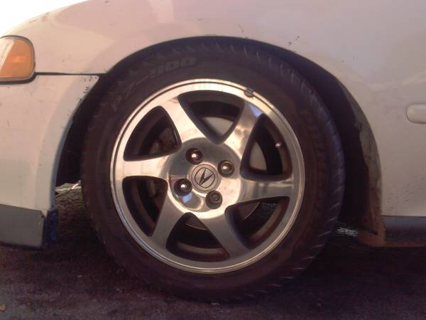 gsr blades with new tires - $400 (port arthur)