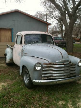 1951 Chevy Truck - $3000 (Port Lavaca, Texas)