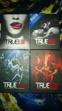 Tv Series for sale  true blood  bones  l word  -   x0024 15  Port Neches