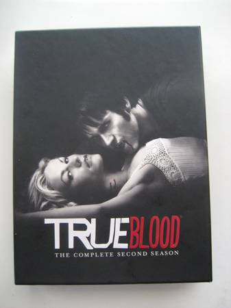 HBO s TrueBlood DVD Season 2 -   x0024 10  Beaumont