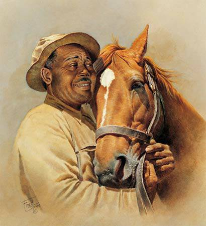 Fred Stone Limited Editions Horse Prints And Other HORSE Collectibles (NWTomball)