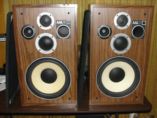 Speakers-American Acoustic Labs - x0024150 (Beaumont)