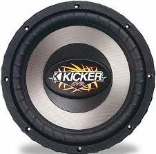 (4)kicker comp vr 12 in subs dvc 2 ohm - $200 (beaumont)