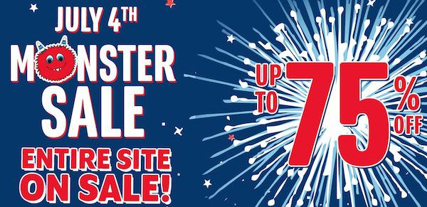 75 Off 4th of July Blowout Sale at Pro Bargain Superstore
