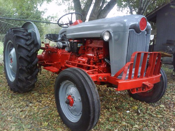 Ford 601 Tractor : Ford tractor for sale