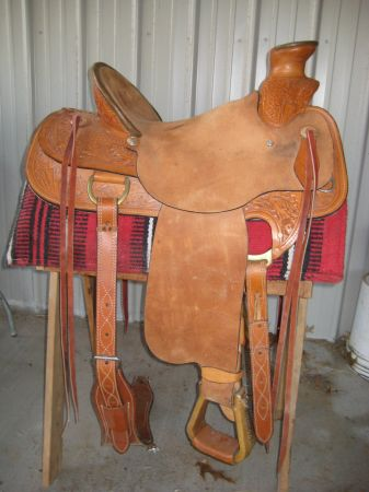Saddles For Sale - $400 (Evadale)