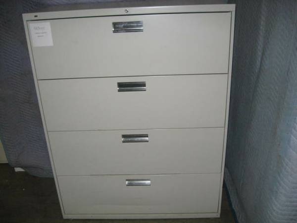 Moving Sale - HON Filing Cabinets - $100 (AliefFort Bend)