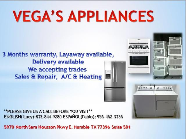 Vegas Appliances