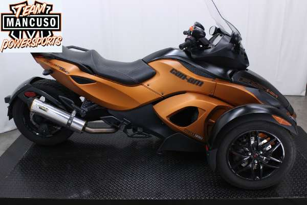 12 999  2011 Can-Am Spyder RS-S SE5