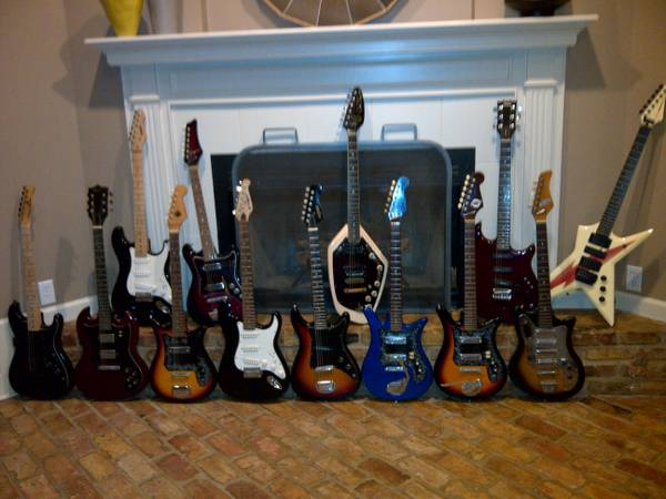 Guitars Galore (Opelousas, LA)