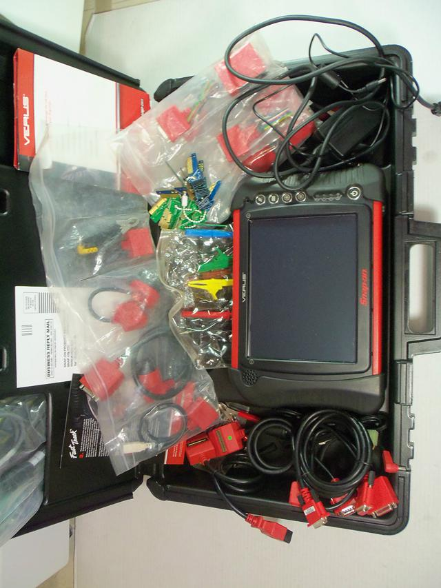 Snap on Verus Diagnostic Scanner Tool 12.2 - $2000