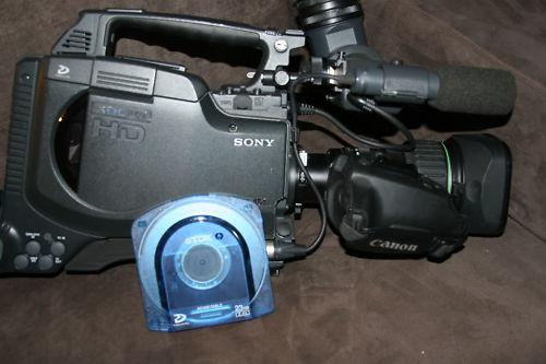 Sony PDW-F350 XDC AM HD Camcorder - $2500