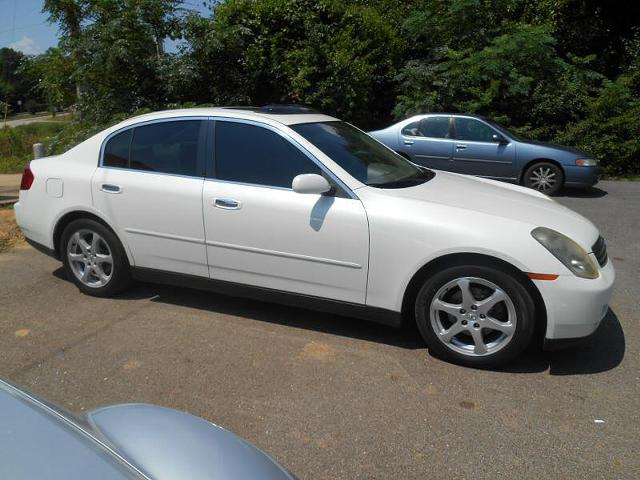 3 000  2003 Infiniti G35 For Sale