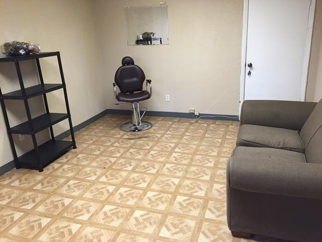 Booth rental available for barber or braider  90