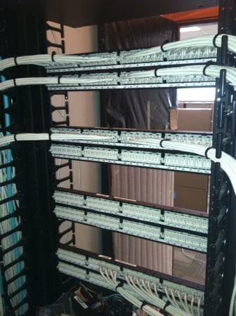 Data Cabling Tech s  Houston