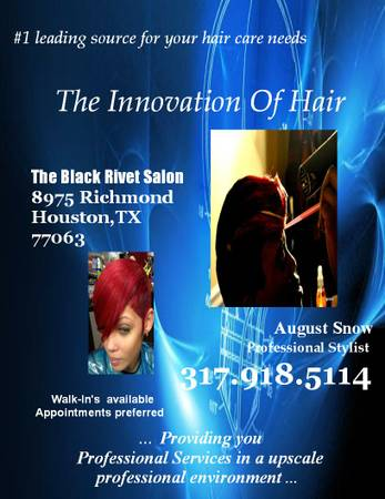 3179185114 The Innovation Of Hair  (Houston,TX )