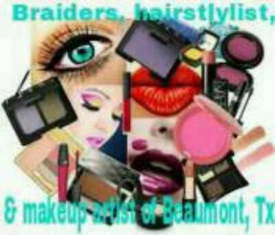 Makeup artists   braiders  hairstylists