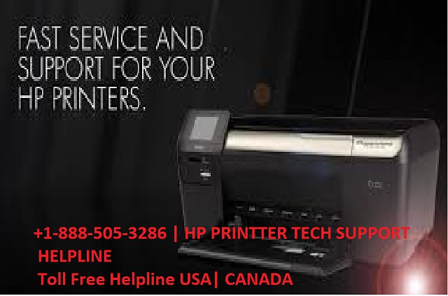 HP Printer Tech Support Helpline 1-888-505-3286 USA CANADA