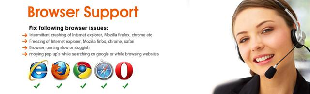 Troubleshoot All Types Of Browser Issues At The Affordable Price