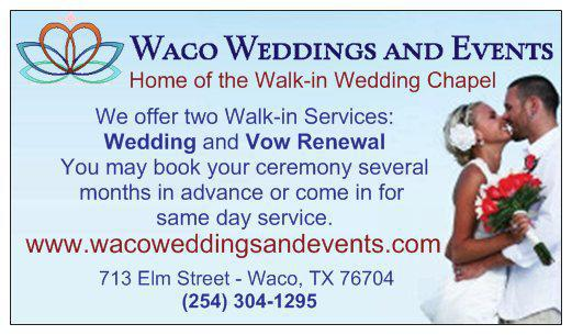 Get Married Today Walk-in Wedding Chapel - Backpage Ad Special -  90 00