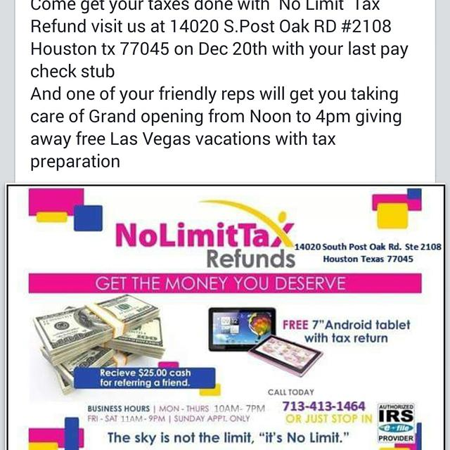FREE Tax Refund Estimates