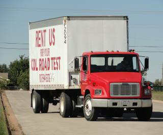 CDL TEST TRUCK RENTAL and CDL TRAINING  Texas