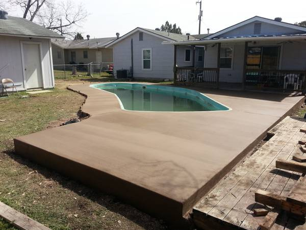 9608    9608  CONCRETE WORK   9608    9608   Southwest tx