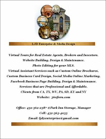 Realtors  Agents  Brokers  Investors or For Sale By Owners   Serving All of West Texas