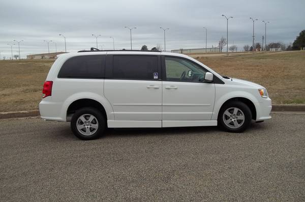 We Convert Mini Vans to Wheelchair Accessible  Tyler Texas