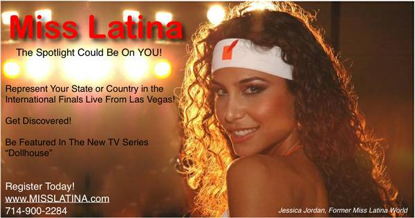 LATINA MODELS - MISS LATINA PAGEANT