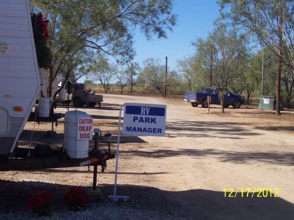 400 RV Sites For Rent  Dilley TX
