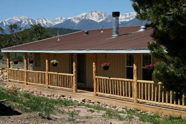 x0024 299900   3br - 1848ft sup2  - 35 ACRE RANCH IN COLORADO    Westcliffe  CO