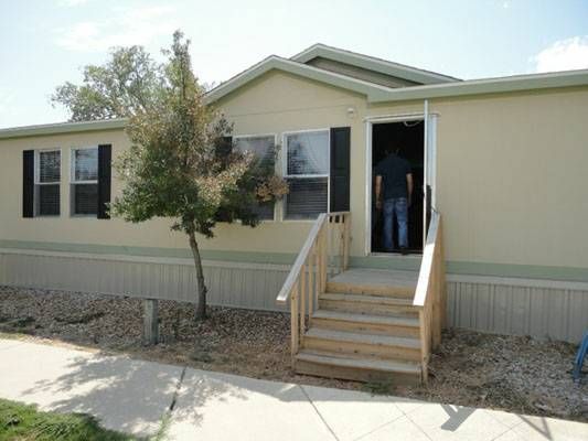 3br - They said she didn t qualify her credit score was low  We approved her  San Antonio