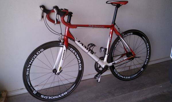 Jamis Xenith Race Carbon Bike -  1400  Levelland