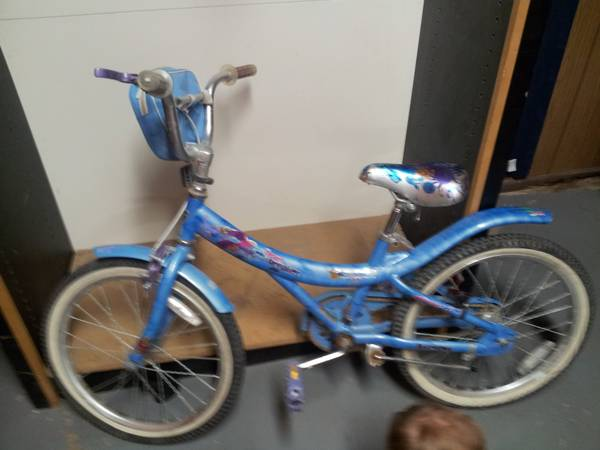 girls bike -  25  midland t x