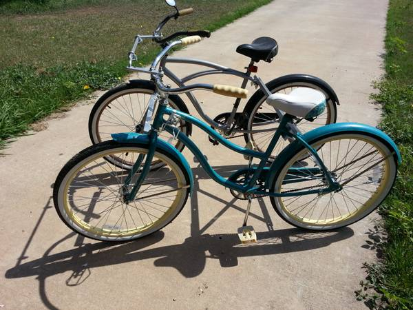 Dual  Bicycle -  200