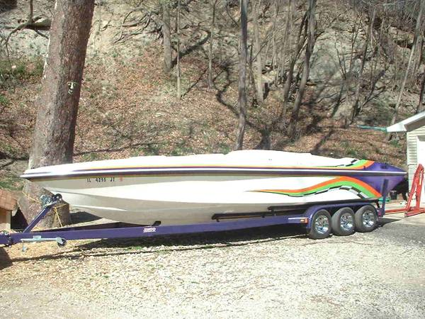 29  CHEETAH OFFSHORE BOAT -   x0024 30000  NEW CONCORD KY
