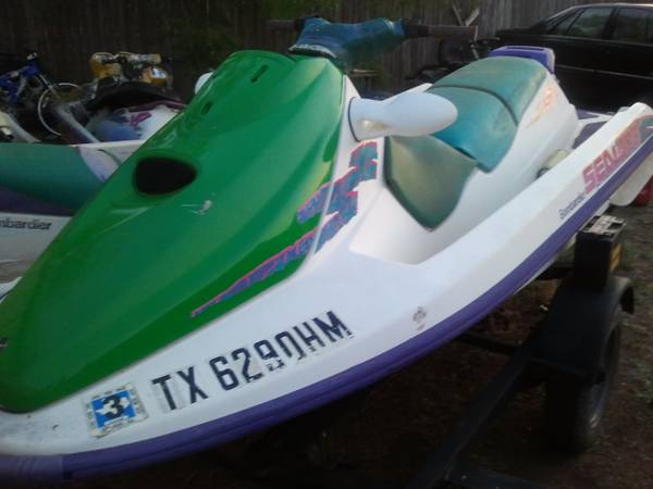 1995 Bombardier Seadoo For Sale