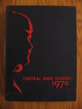 Central high School 1970 Yearbook -  40  San Angelo