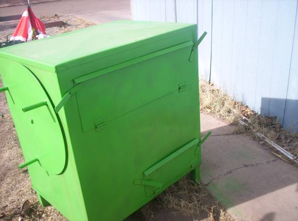 corn roasters - $1600 (Roswell,new mexico)
